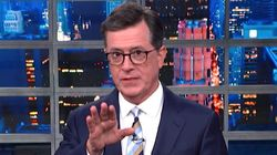 Colbert Nails The Real Problem With Trump's Racist Attacks On