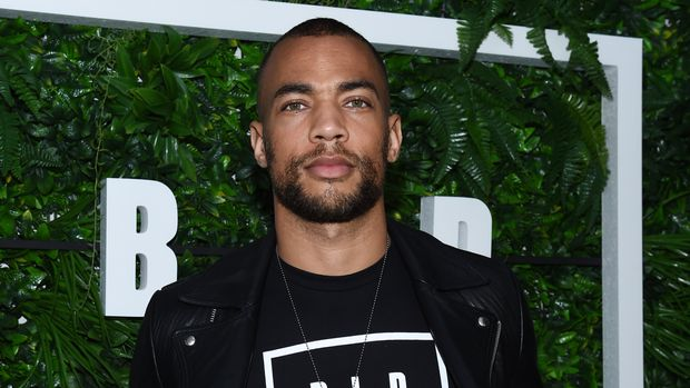 HOLLYWOOD, CALIFORNIA - MAY 16: Actor Kendrick Sampson attends the launch of Kendrick Sampson's BLD PWR initiative at Madera Kitchen on May 16, 2019 in Hollywood, California. (Photo by Amanda Edwards/Getty Images)