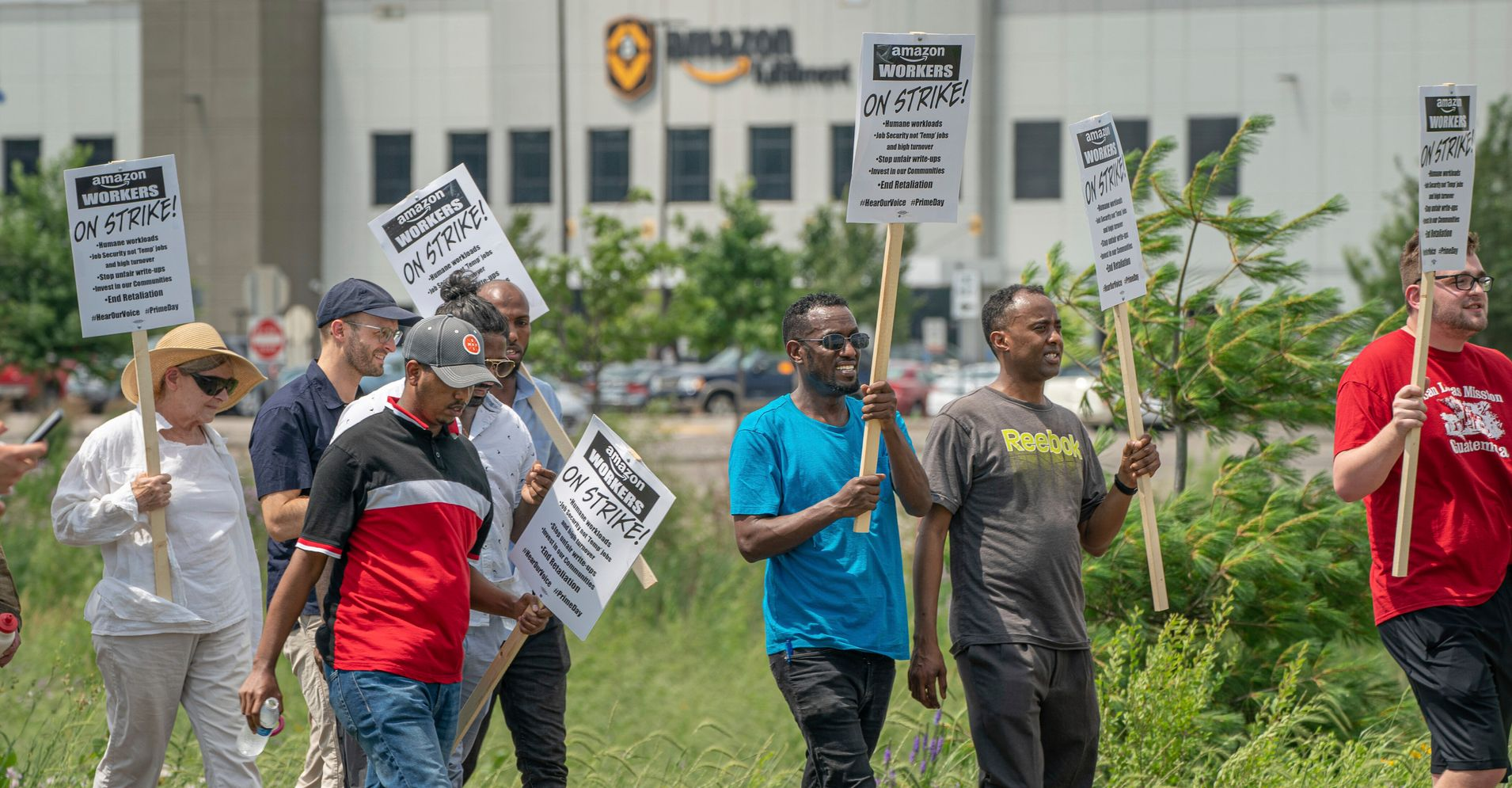 Westlake Legal Group 5d2d5df42600004f0004484f Why Thousands Of Amazon Workers Are Striking On Prime Day