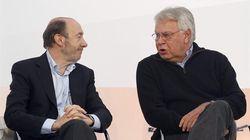La revelación postelectoral de Rubalcaba el día que se despidió de Felipe