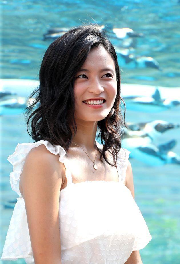 タレントの小島瑠璃子さん