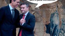 El vídeo con el que Podemos ataca al PSOE por romper las