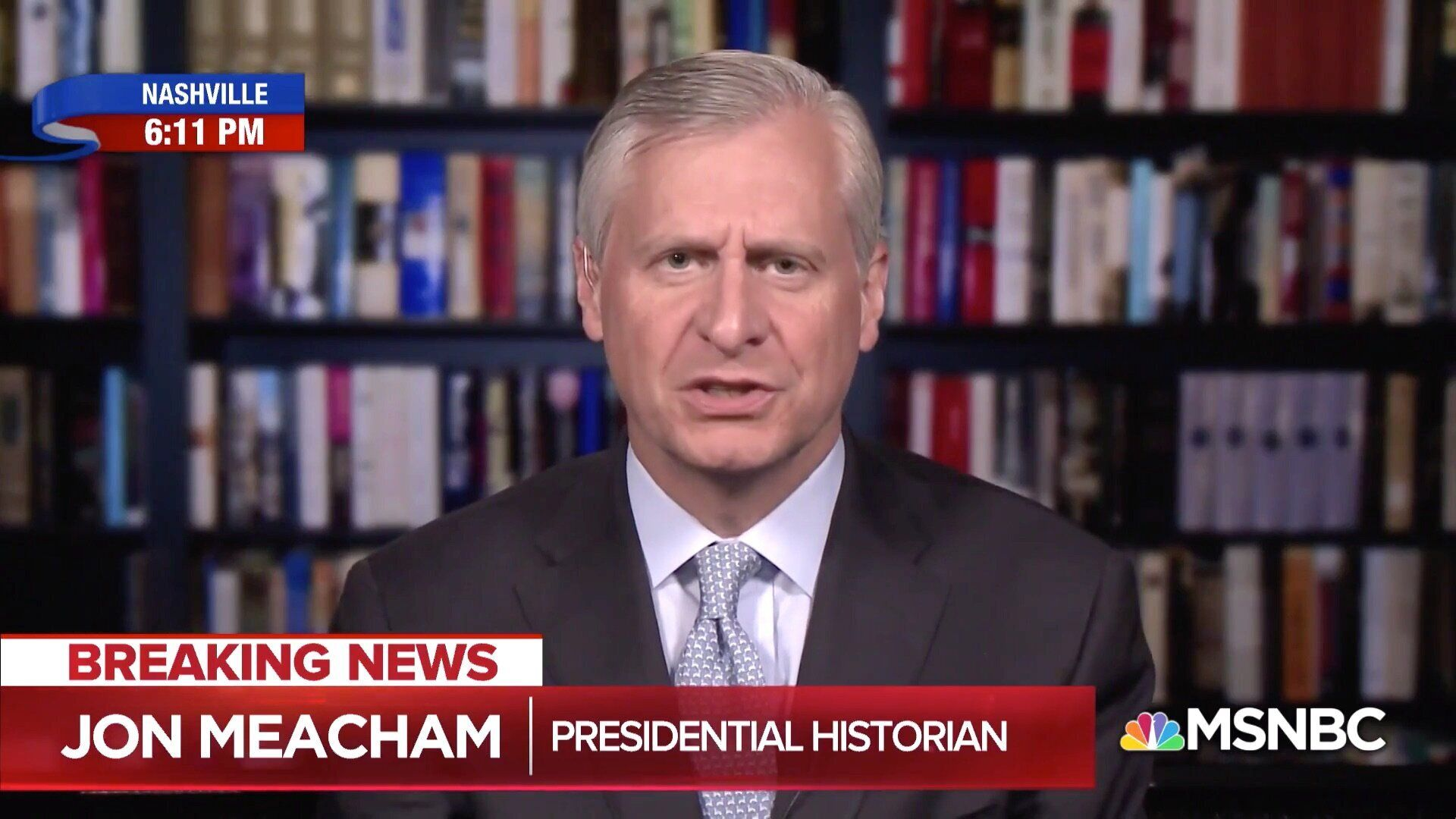Historian: Trump Now Tied For 'Most ...