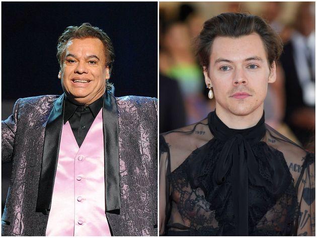 Tenemos la prueba de que Harry Styles (One Direction) es la reencarnación de Juan