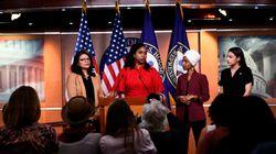 Trump alimenta su polémica racista contra congresistas