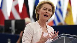 Primera promesa: Von der Leyen se compromete a que la UE sea neutra para el clima en