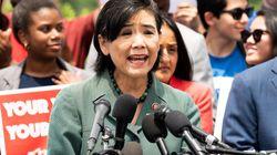 아시아계 미국 의원들이 트럼프의 인종차별 발언을