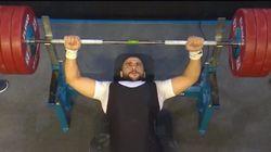 Mondial de Para-powerlifting: médaille d'argent pour l'Algérien