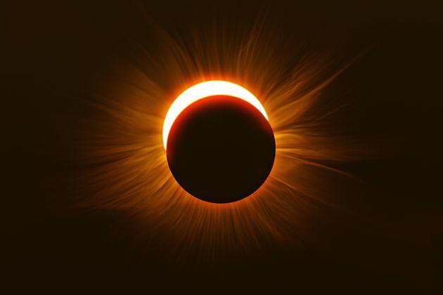 Une éclipse lunaire partielle ce