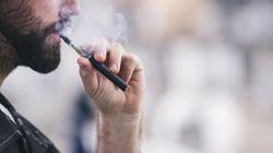 Les vapoteurs fument moins de cigarettes mais rechutent