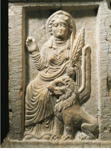 Η θεά Αλλάτ - Παλμύρα