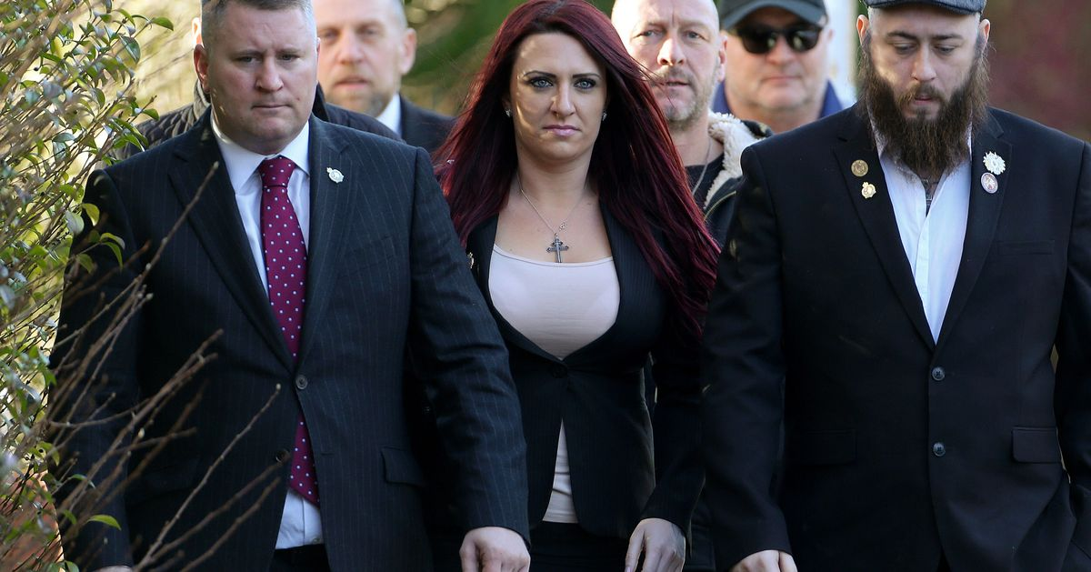 Britain First Fined £44,000 For Breaking 'Basic' Political Finance Rules