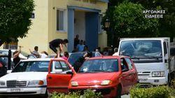 Βία και αίμα στο κέντρο του Ναυπλίου - Απίστευτες σκηνές μέρα μεσημέρι με Ρομά που παίζουν