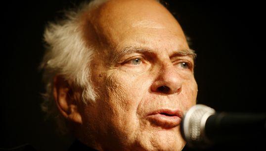 Ο ζωγράφος Νίκος Κούνδουρος στο Φεστιβάλ Κινηματογράφου