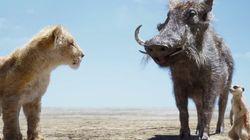 'La Bella y la Bestia' se cuela en la nueva versión de 'El rey