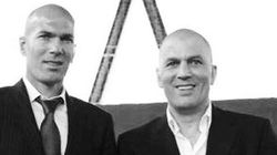 L'hommage émouvant des Zidane au frère de