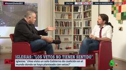 La sugerencia de Pablo Iglesias que ha enfadado a Ferreras en 'Al Rojo Vivo':
