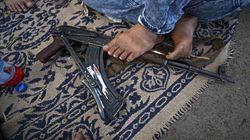 Yémen: au vieux souk de Taëz, la kalachnikov a remplacé la