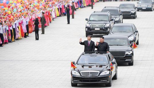 Ο ασύλληπτος τρόπος που αποκτά τα πολυτελή αυτοκίνητά του ο Κιμ Γιονγνκ
