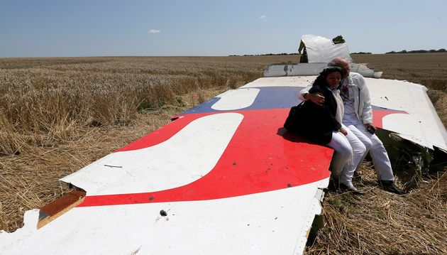 The plane – a Malaysia Airlines Flight 17 (MH17) from Amsterdam to Kuala Lumpur – had only...