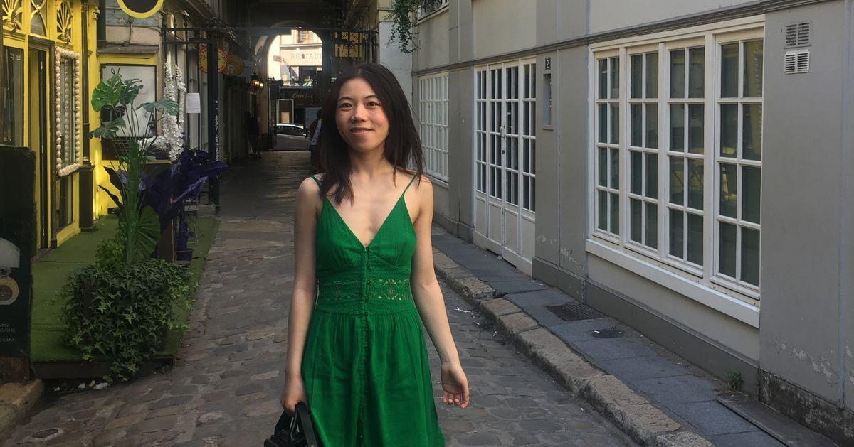 Ce qu'une Chinoise pense du français
