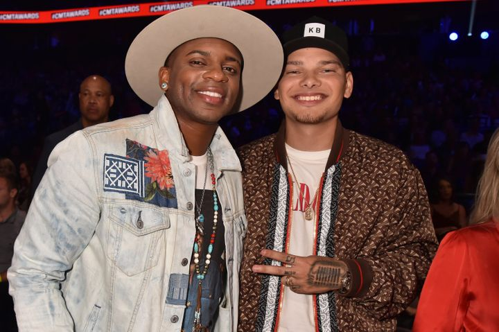 Jimmie Allen and Kane Brown are part of a generation of new diverse artists making waves on the country music charts.