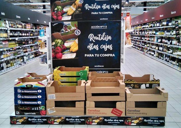 La iniciativa pionera de Carrefour que muchos querrán que se extienda