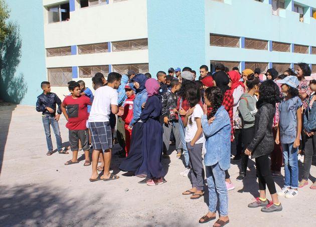 L'interdiction d'une colonie de vacances à Oued Laou fait