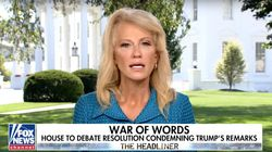 Kellyanne Conway Rejects Husband's Op-Ed Labeling Trump