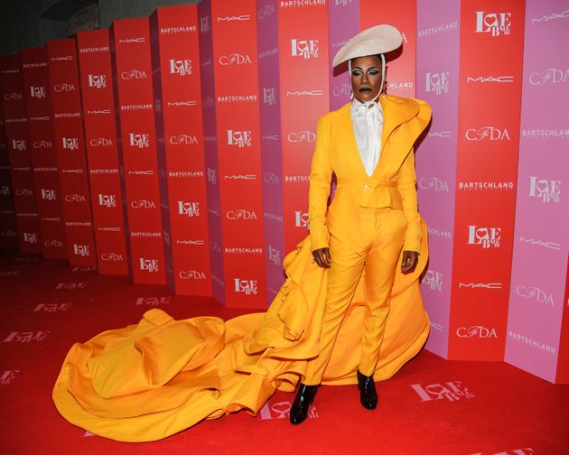 We cannot wait to see what Billy Porter wears on the red