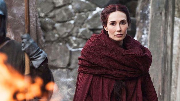 Carice van Houten as Melisandre in Game Of
