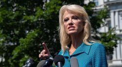 Kellyanne Conway Asks Reporter His Ethnicity While Defending Trump's Racist