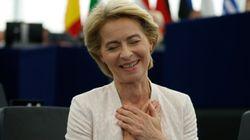 Empieza la Era Von der Leyen: sus apoyos, sus promesas y sus