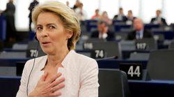 Ursula von der Leyen, elegida presidenta de la Comisión
