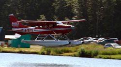 Τρεις νεκροί και τέσσερις αγνοούμενοι από συντριβή υδροπλάνου σε λίμνη στον