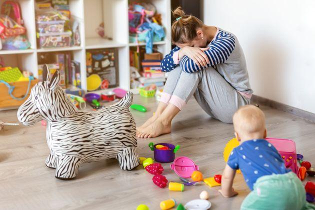Burnout maternel: Reconnaitre et accompagner le plus dur métier du