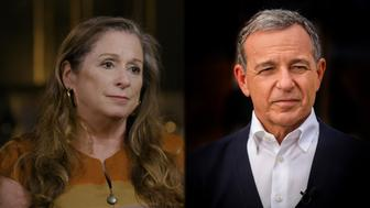 """As an heiress to the Disney fortune, anything Abigail Disney says about the brand beloved by millions worldwide garners instant media attention. And now, she's calling out Walt Disney Company CEO Bob Iger for his $66M salary. She claims he isn't doing enough to rectify the huge gap between his own earnings and that of other Disney workers. """"Bob needs to understand he's an employee, just the same as the people scrubbing gum off the sidewalk."""""""