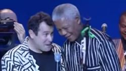 Engagé contre l'apartheid, Johnny Clegg avait dédié son plus grand tube à