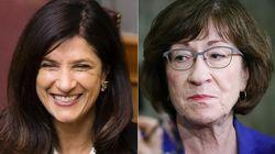 Democrat Sara Gideon Raised Way More Money From Mainers Than Sen. Susan