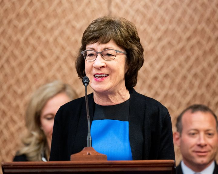 Beating Susan Collins Might Take Younger Voters In The State With The Oldest Population