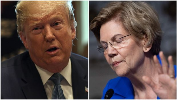 Donald Trump/Elizabeth Warren