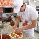 Um pizzaiolo japonês ganhou os Jogos Olímpicos da Pizza em