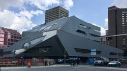 Edmonton's New Library Looks Like A Tank (And Other