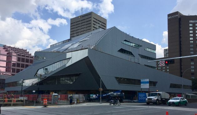 Edmonton's New Library Looks Like A Tank (And Other Things)