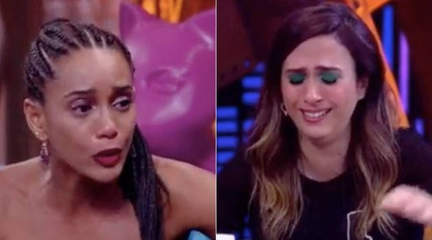 Taís Araújo participou de Lady Night, apresentado por Tatá