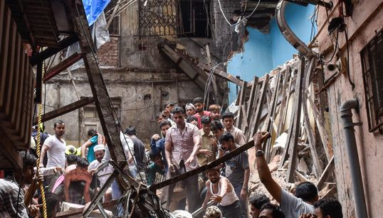 13 Dead In Mumbai Building Collapse, Death Toll May Rise