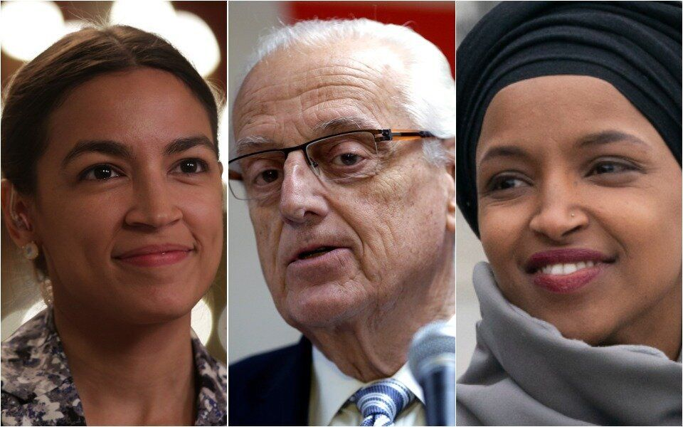 Ocasio-Cortez, Omar Welcome 82-Year-Old Pascrell Jr. To The Squad