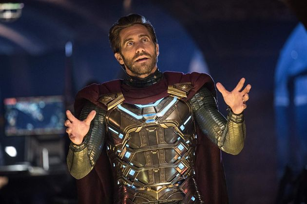 '스파이더맨: 파 프롬 홈' 자막에서 오타