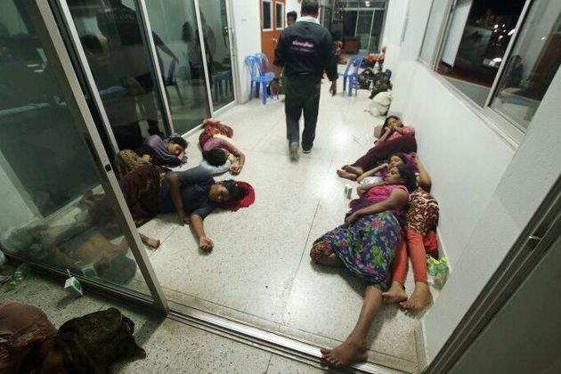 Μιανμάρ: Κυρώσεις από τις ΗΠΑ σε κορυφαία στελέχη του στρατού για τους