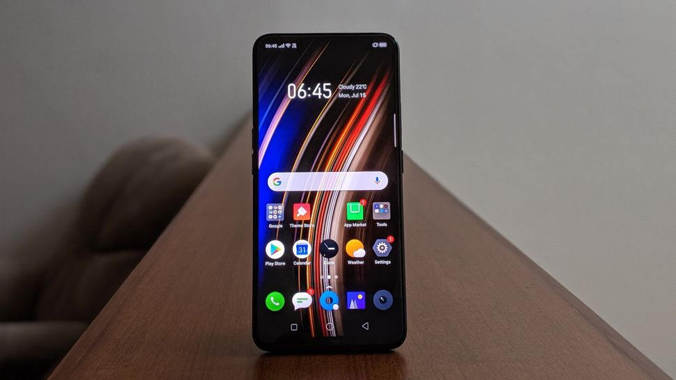The Realme X has an excellent AMOLED display, which is unusual for its